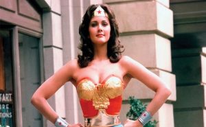 Wonder Woman (ABC) 1976 - 1979 Shown: Lynda Carter (as Wonder Woman aka Diana Prince)