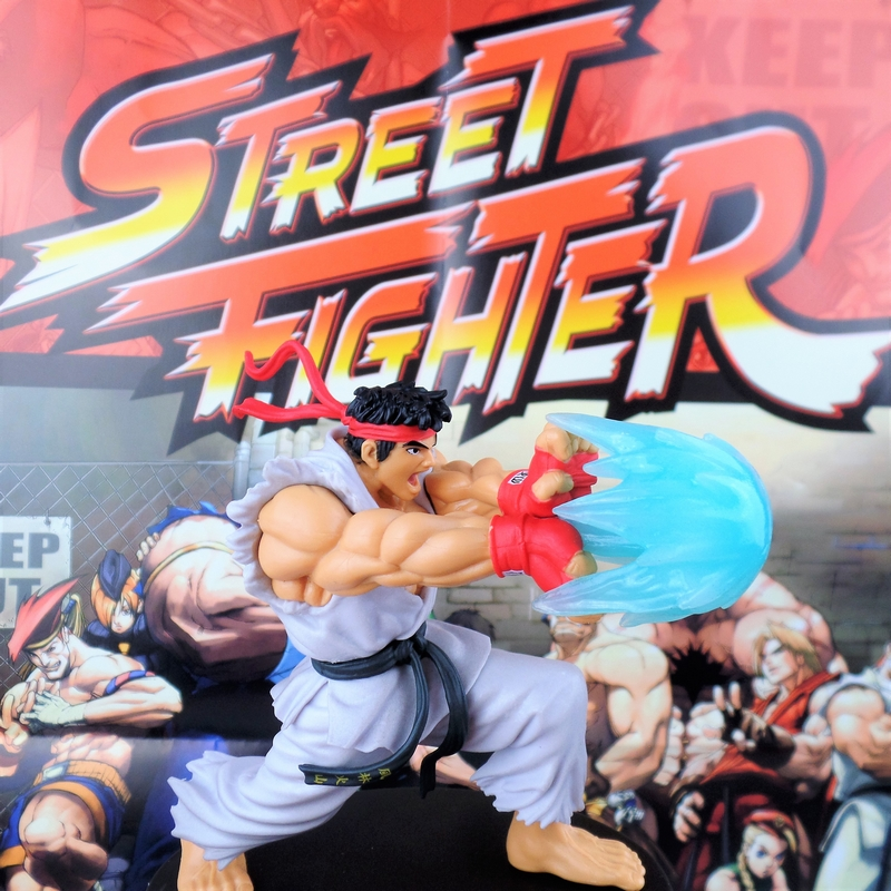 Collection Figurines Street Fighter