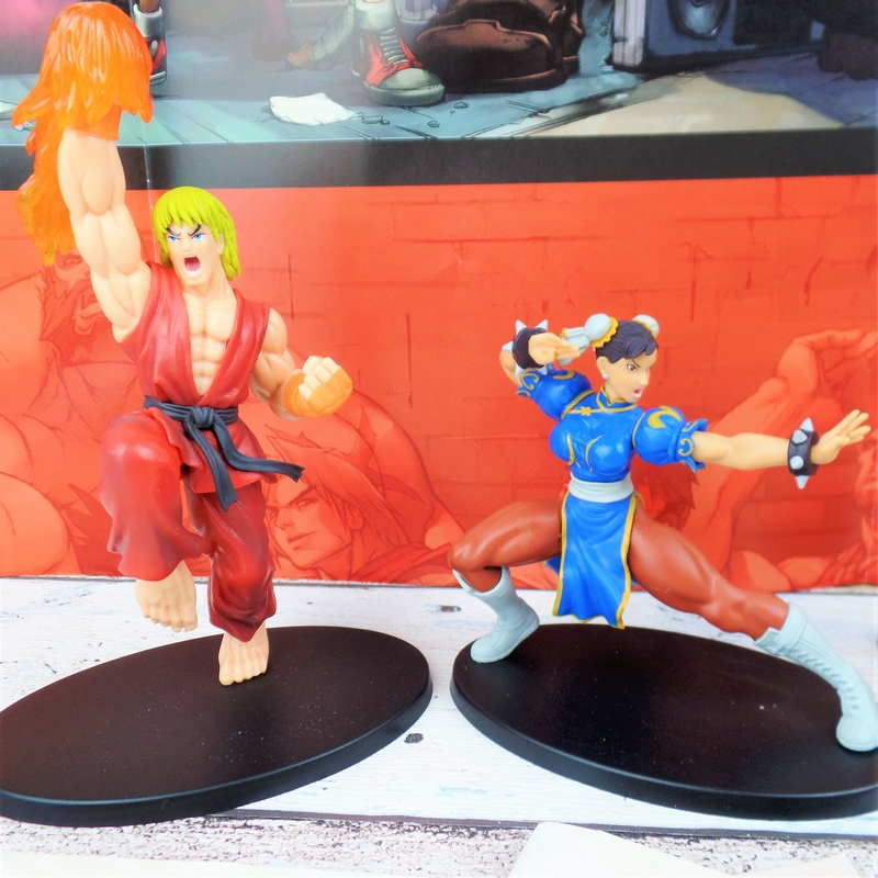 Figurines Street Fighter