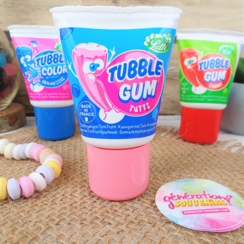 Chewing-gums Tubble Gum